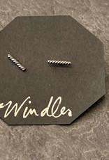 Jenny Windler Jewelry Jenny Windler Twizzler Studs