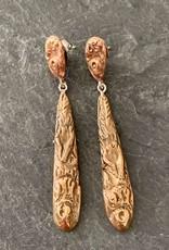 Gretchen Walker Jewelry Gretchen Walker Bronze Meadow Sweet Earrings