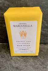 Marianella Jaboneria Marianella Orange & Teakwood Soap Bar