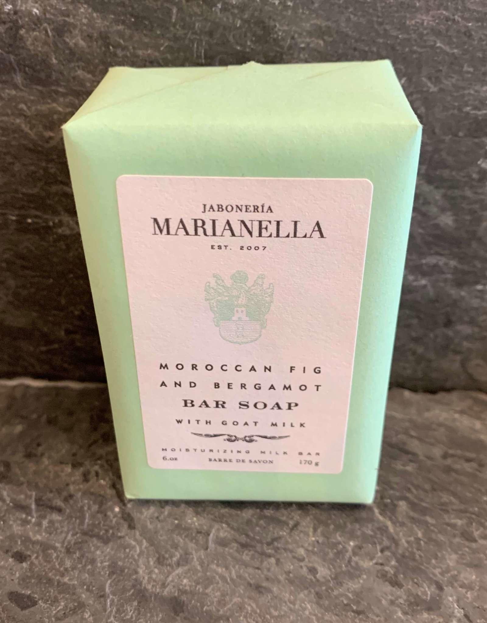 Marianella Jaboneria Marianella Moroccan Fig & Bergamot Soap Bar