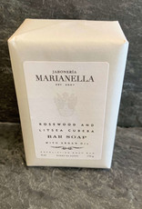 Marianella Jaboneria Marianella Rosewood & Litsea Cubeba Soap Bar