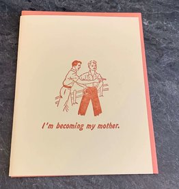 Zeichen Press Humourous  Card Zeichen Press