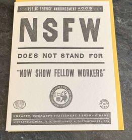 Old Tom Foolery Old Tom Foolery - NSFW Humorous Card