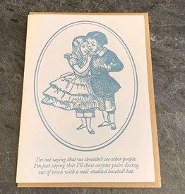 Blue Barnhouse Humorous Card Blue Barnhouse