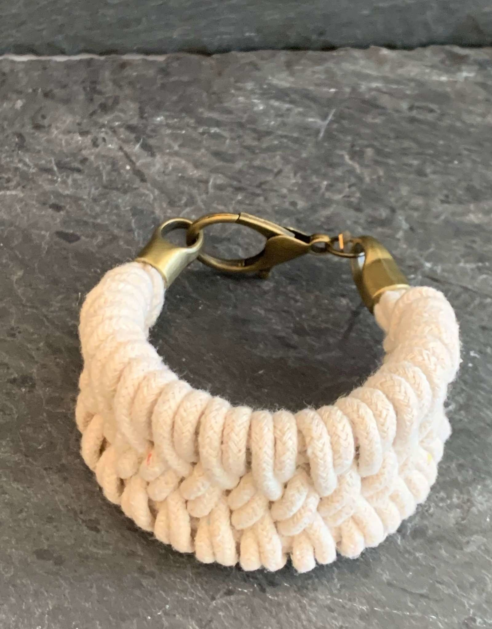 Zelma Rose Zelma Rose  Drake Bracelet Bone