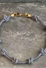 Zelma Rose Zelma Rose Shore Necklace Graphite