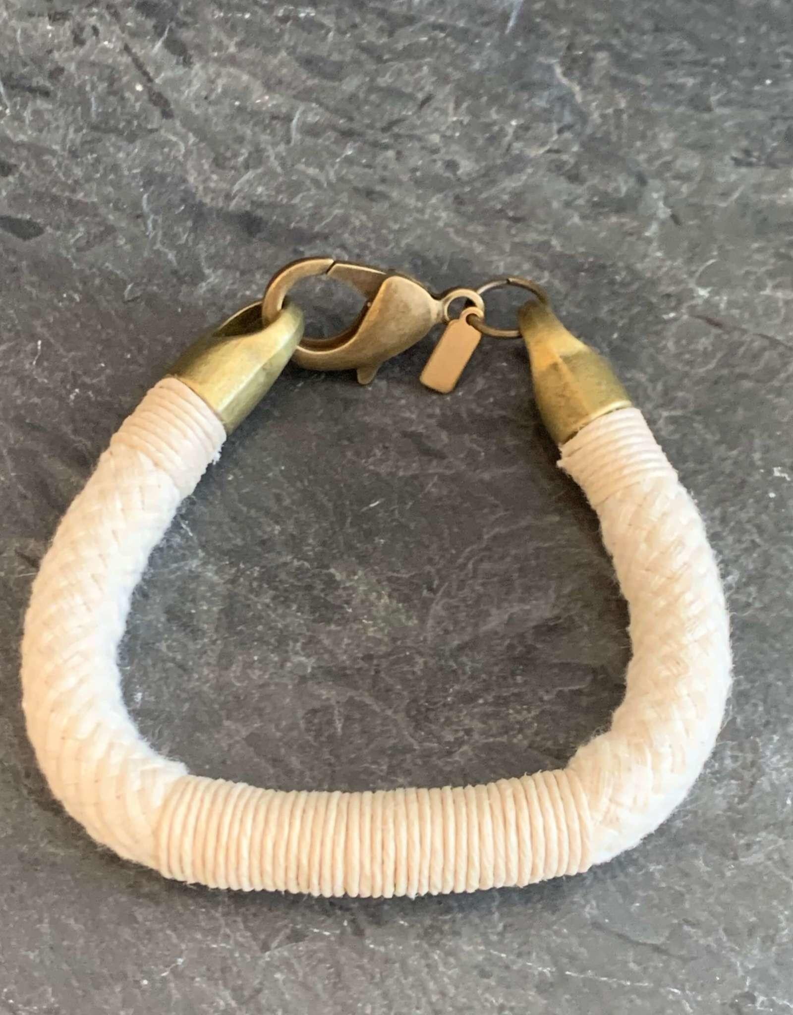Zelma Rose Zelma Rose Mojave Bracelet Bone