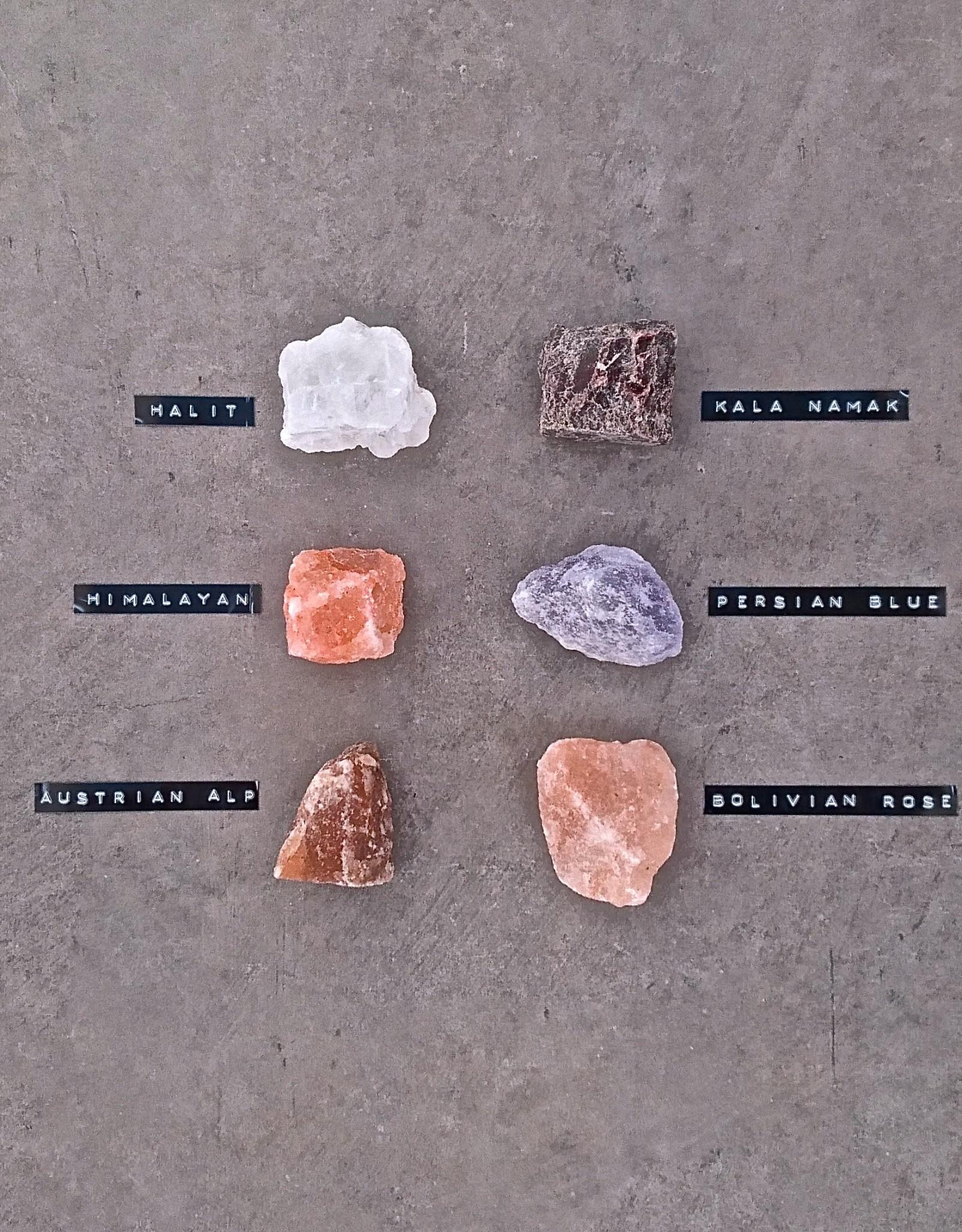 RIVSALT Rock Salt - Set of Six