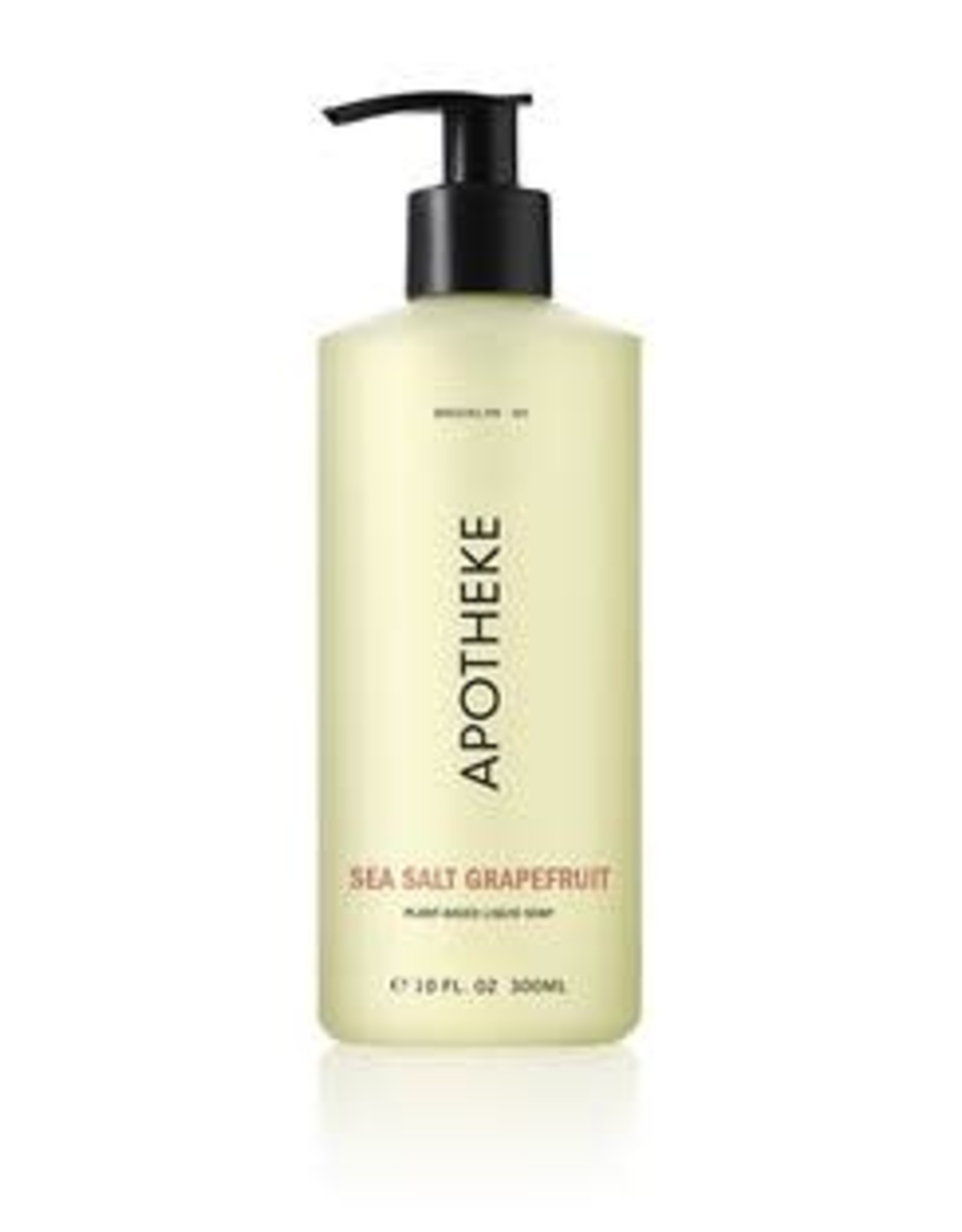 Apotheke Apotheke Sea Salt Grapefruit Liquid Soap