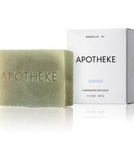Apotheke Apotheke Canvas Bar Soap