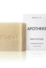 Apotheke Apotheke White Vetiver Bar Soap