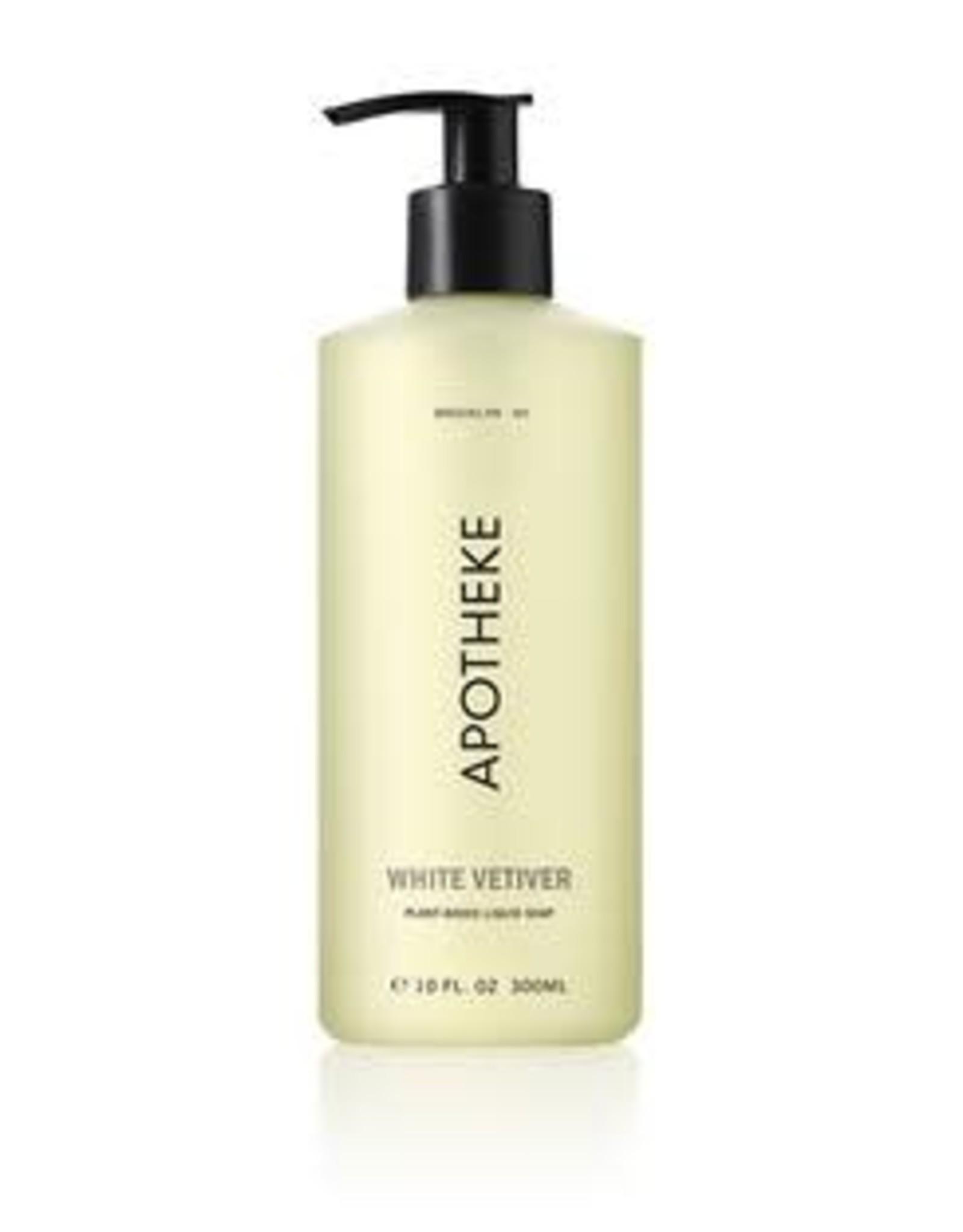 Apotheke Apotheke White Vetiver Liquid Soap