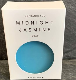 SopranoLabs SopranoLabs Midnight Jasmine Vegan Soap