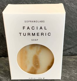 SopranoLabs SopranoLabs Facial Turmeric Vegan Soap