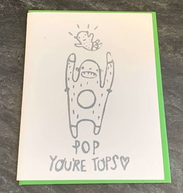 Ghost Academy Father's Day Card Ghost Academy