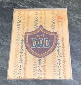 Night Owl Paper Goods Father's Day Card Night Owl Paper Goods