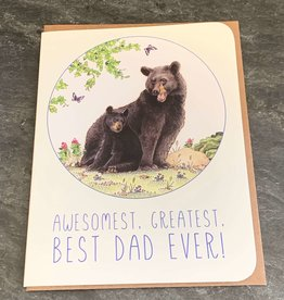 Amy Moore Father's Day Card Amy Moore