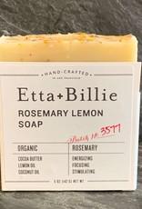 Ette+Billie Etta + Billie Rosemary Lemon Soap