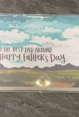 One Canoe Two Father's Day Card One Canoe Two