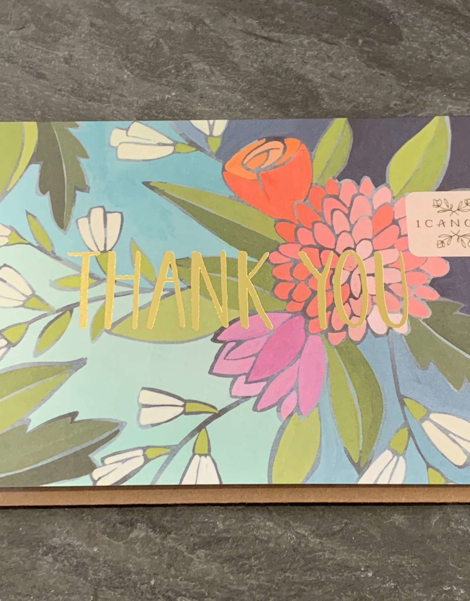 One Canoe Two Thank You Card One Canoe Two