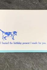Zeichen Press Birthday Card Zeichen Press