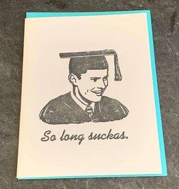 Zeichen Press Zeichen Press - Grad Boy Graduation Card