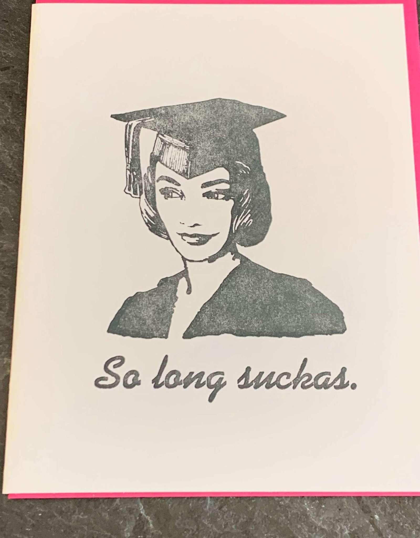 Zeichen Press Graduation Card Zeichen Press