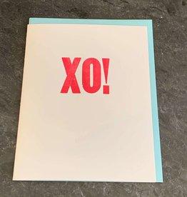 Zeichen Press Zeichen Press - XO! Anniversary/Love Card