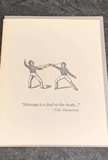 Zeichen Press Love Card Zeichen Press
