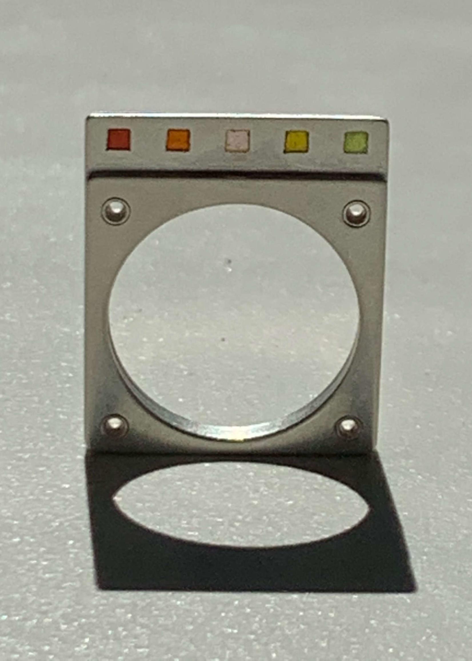 Hilary Finck Jewelry Hilary Finck Squares Rivet Ring