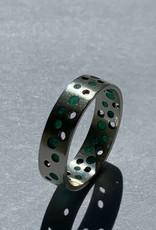 Hilary Finck Jewelry Hilary Finck Dot Ring Greens