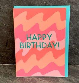 Gold Teeth Brooklyn Gold Teeth Brooklyn - Birthday Waves Birthday Card