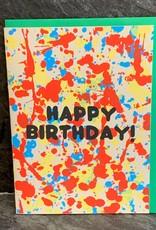 Gold Teeth Brooklyn Birthday Gold Teeth Brooklyn Birthday Splatter