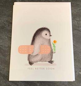 Dear Hancock Get Well Dear Hancock Feel Better Penguin