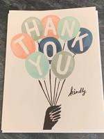 Idlewild Co. Idlewild Co. Thank You Balloons