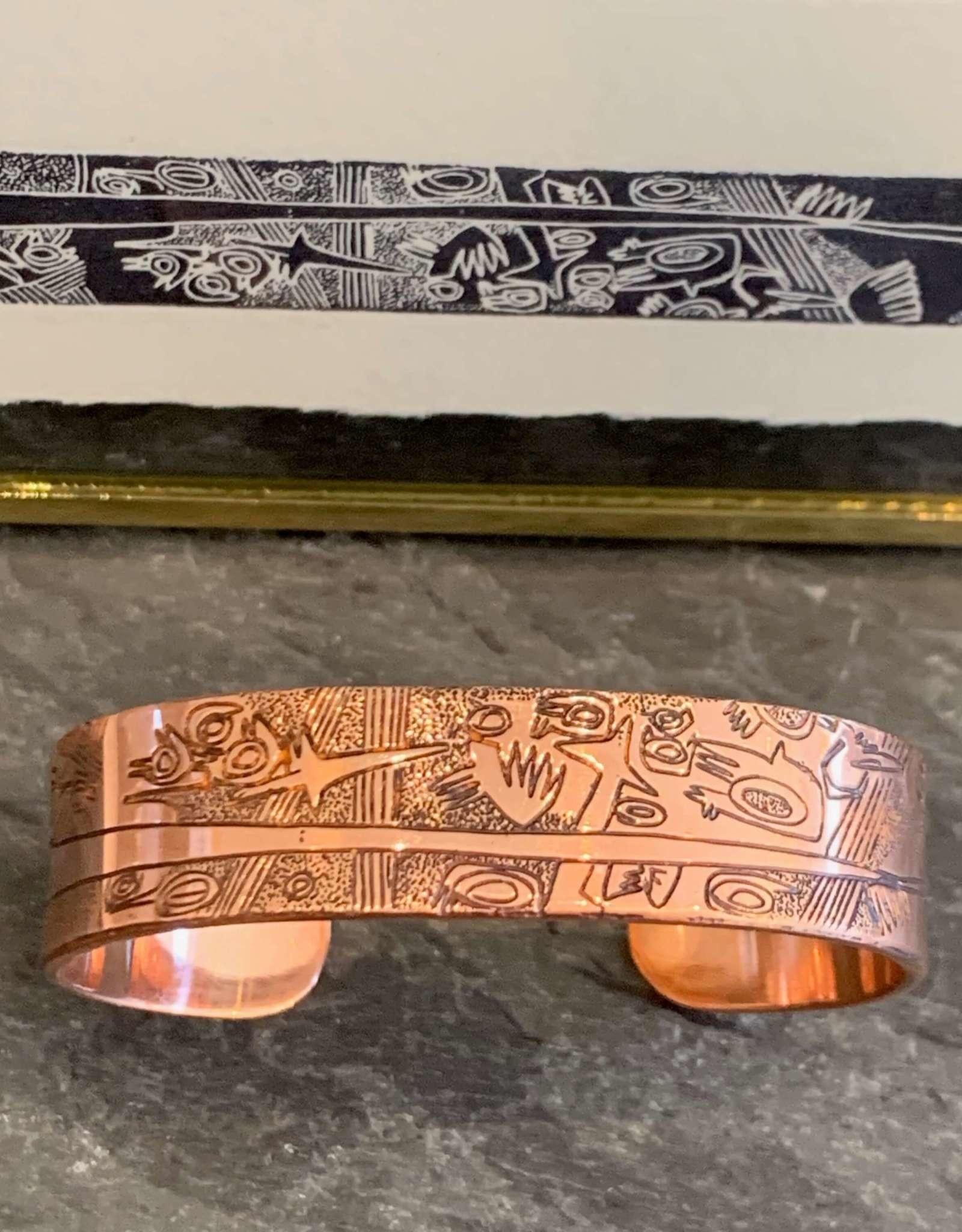 Paul Rodriquez Paul Rodriquez Copper Cuff + Print