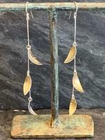 Hilary Finck Jewelry Hilary Finck Leaf Shoulder Dusters