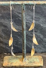 Hilary Finck Jewelry Hilary Finck Leaf Shoulder Dusters
