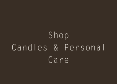 Candles & Personal Care