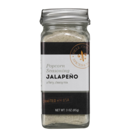 Dell Cove Spices & More Co. Dell Cove - Savory Popcorn Seasoning - Jalapeño