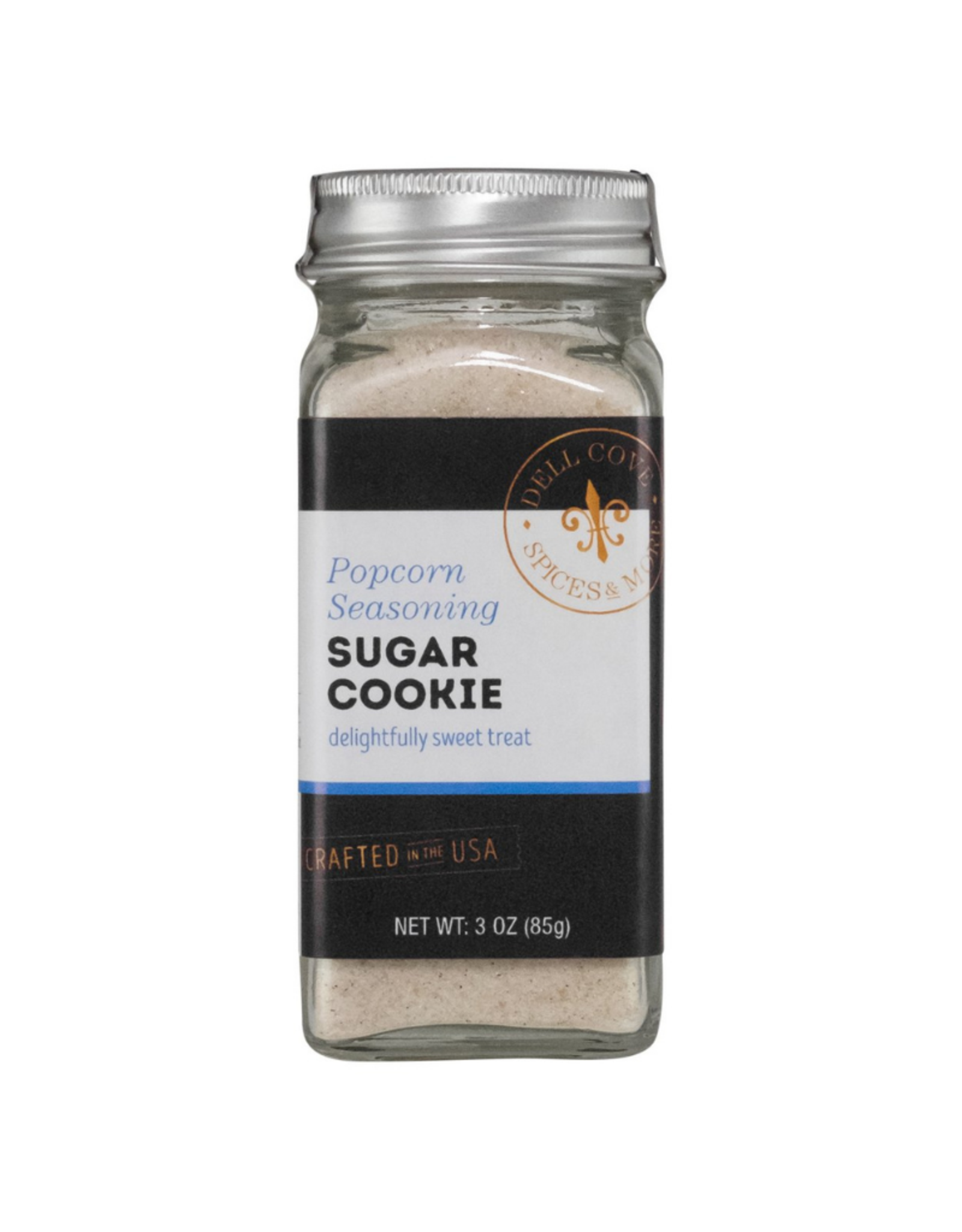 Dell Cove Spices & More Co. Sweet Popcorn Seasoning - Sugar Cookie