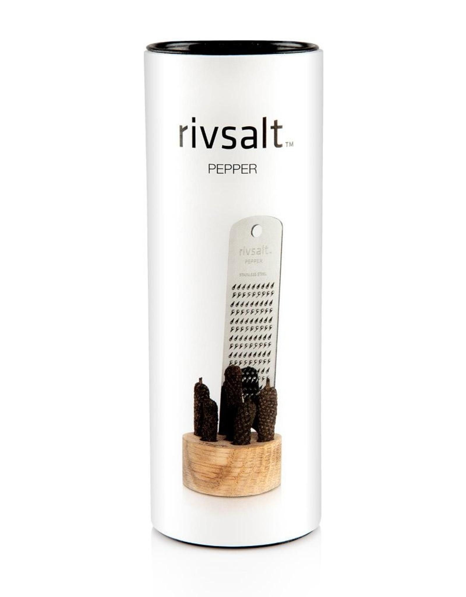 RIVSALT Java Long Bean Pepper Gift Set
