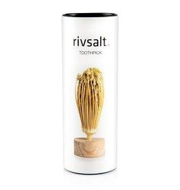 RIVSALT RIVSALT Natural Flower Toothpicks