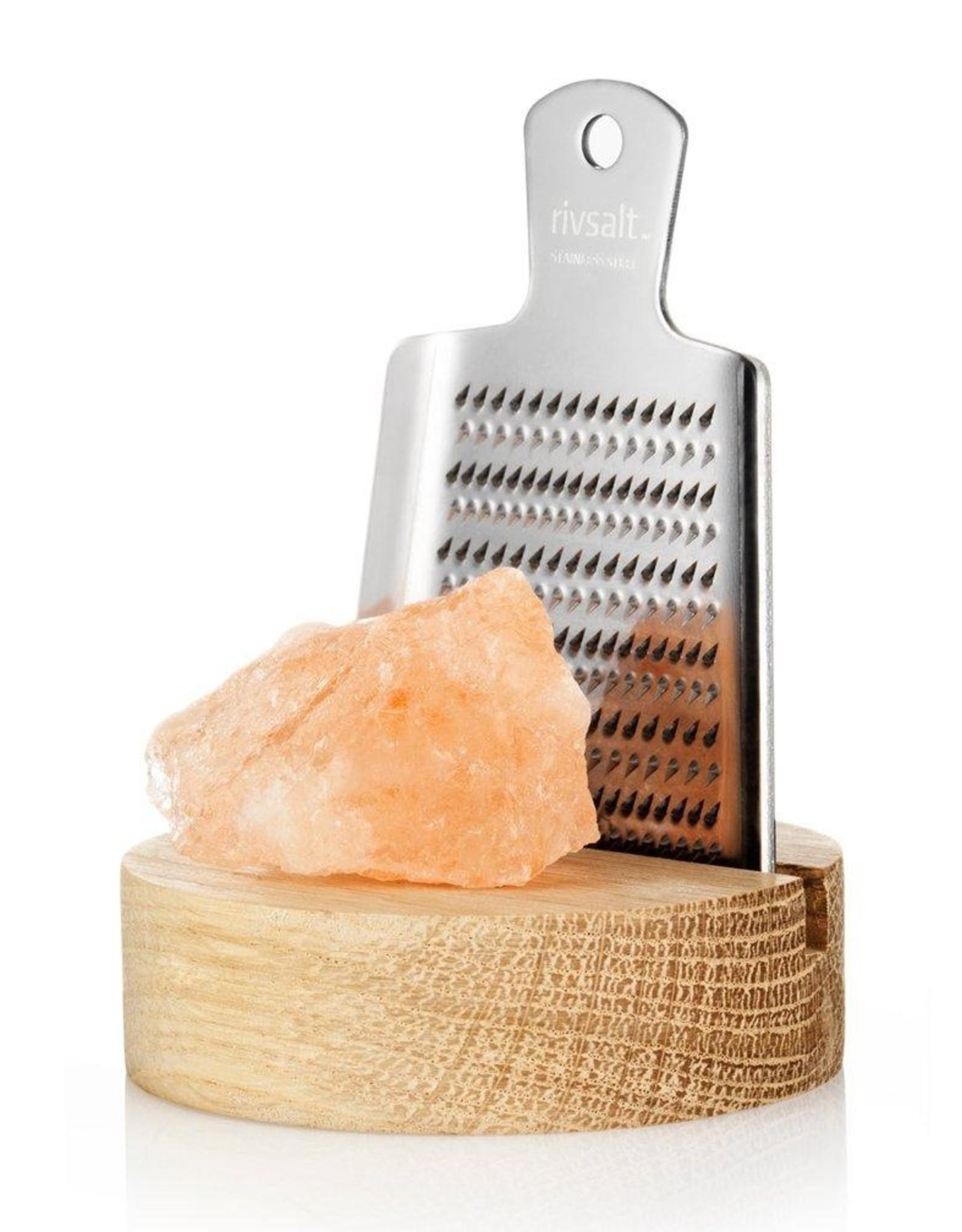 RIVSALT Original Himalayan Rock Salt Gift Set