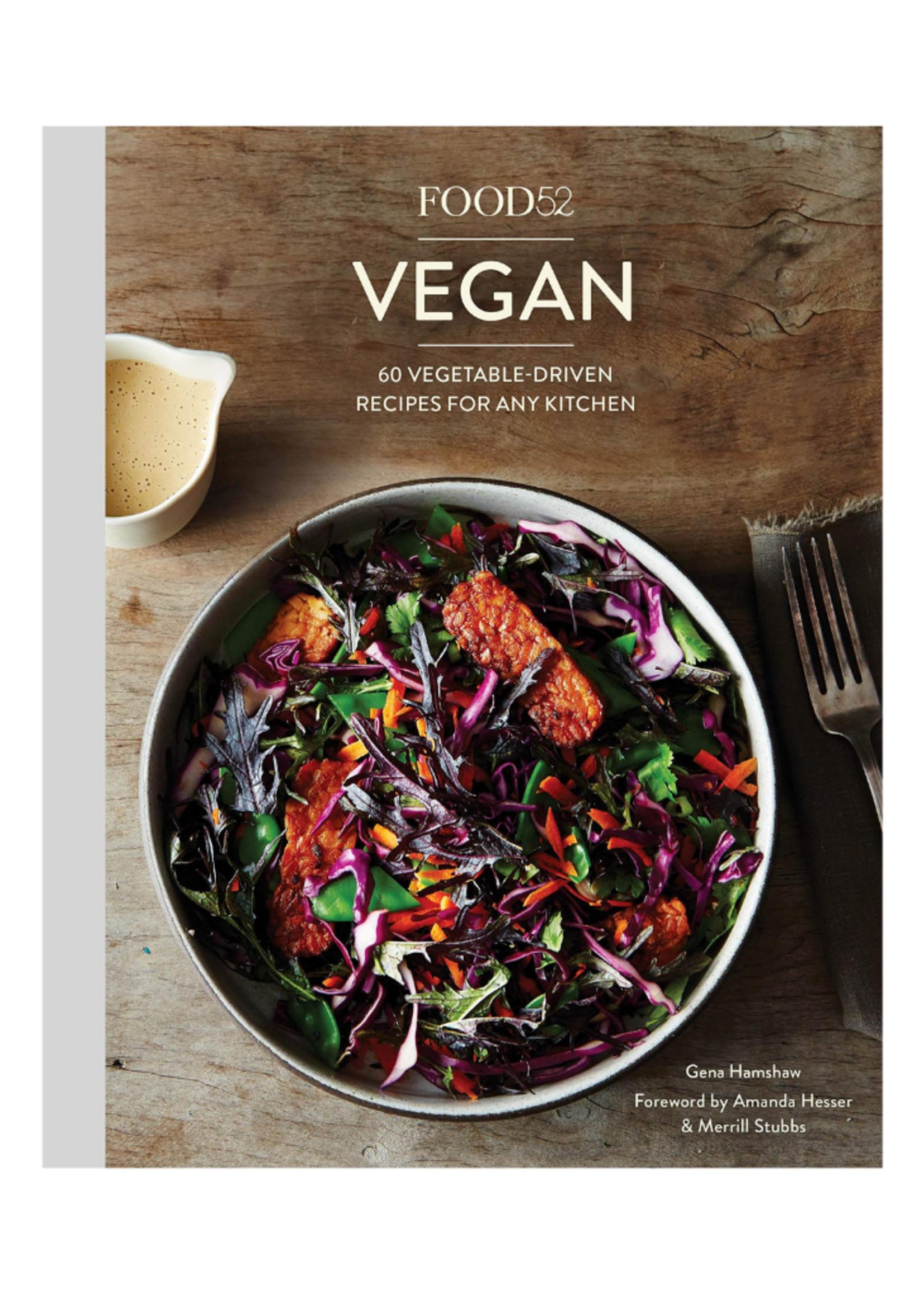 Random House Food52 Vegan by Gena Hamshaw