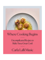 Random House Where Cooking Begins by Cara Lalli Music