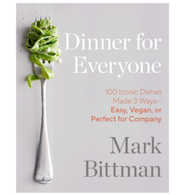 Random House Dinner For Everyone by Mark Bittman