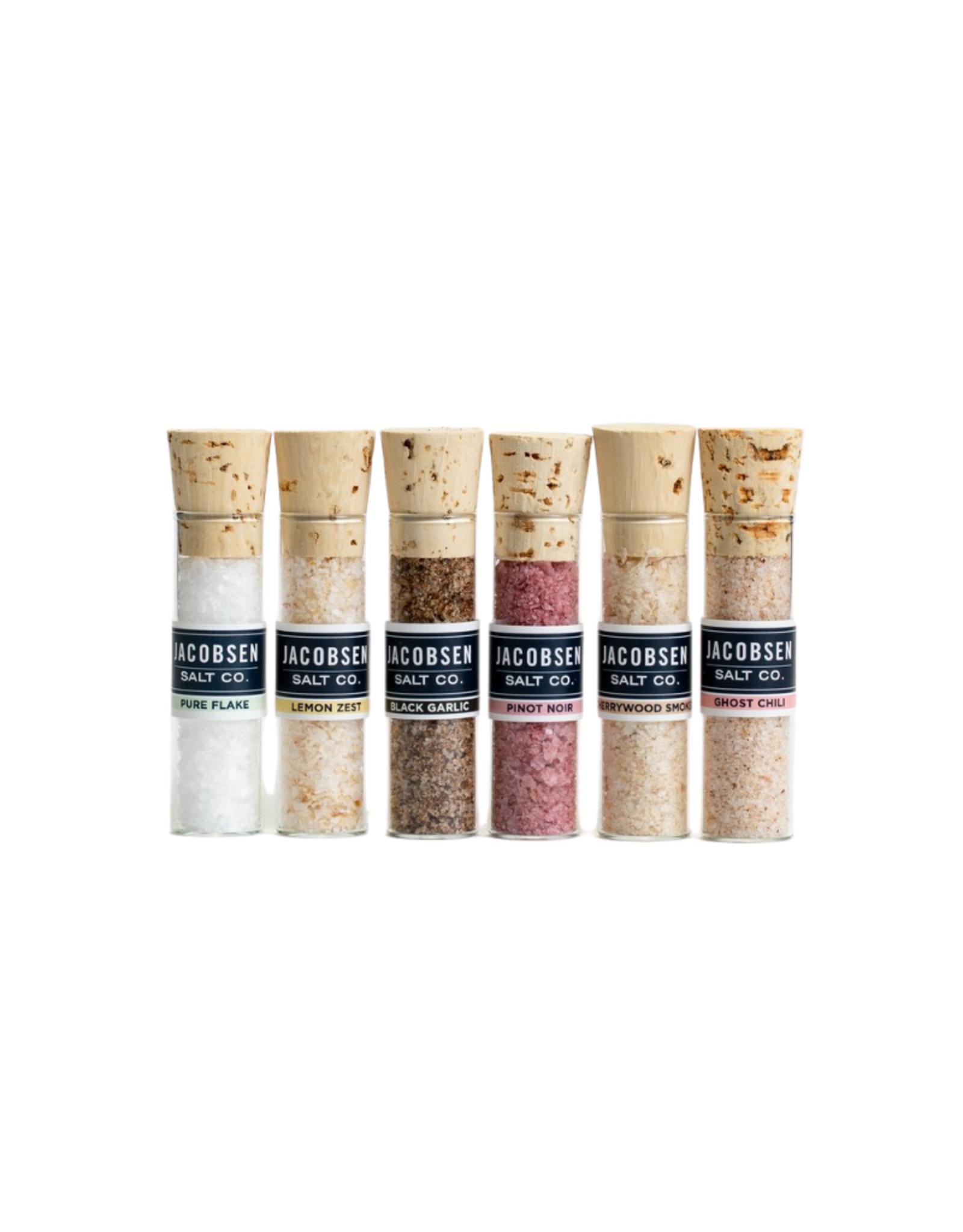 Jacobsen Salt Co. Infused Sea Salts - Set of 6
