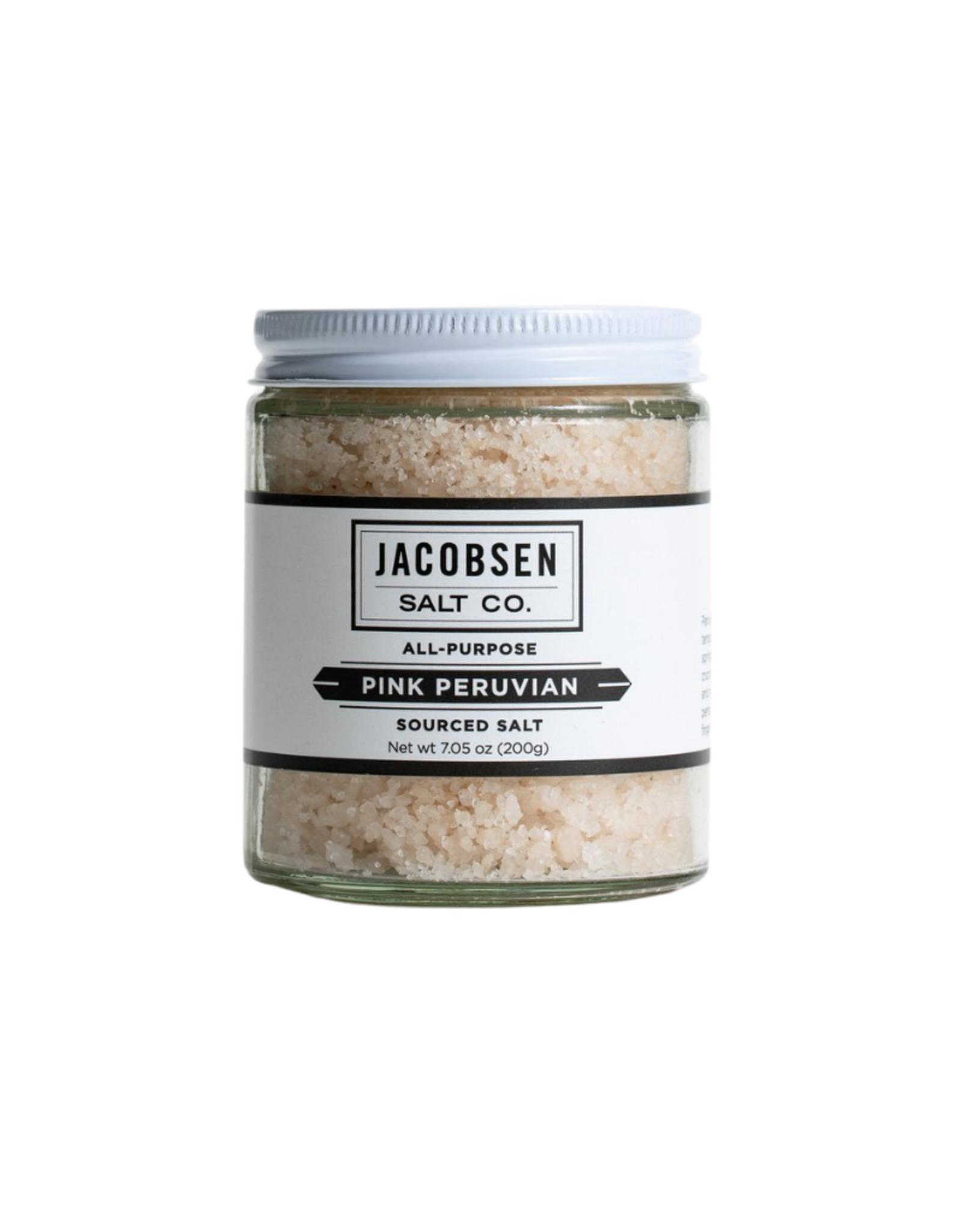Jacobsen Salt Co. Pink Peruvian Sourced Salt