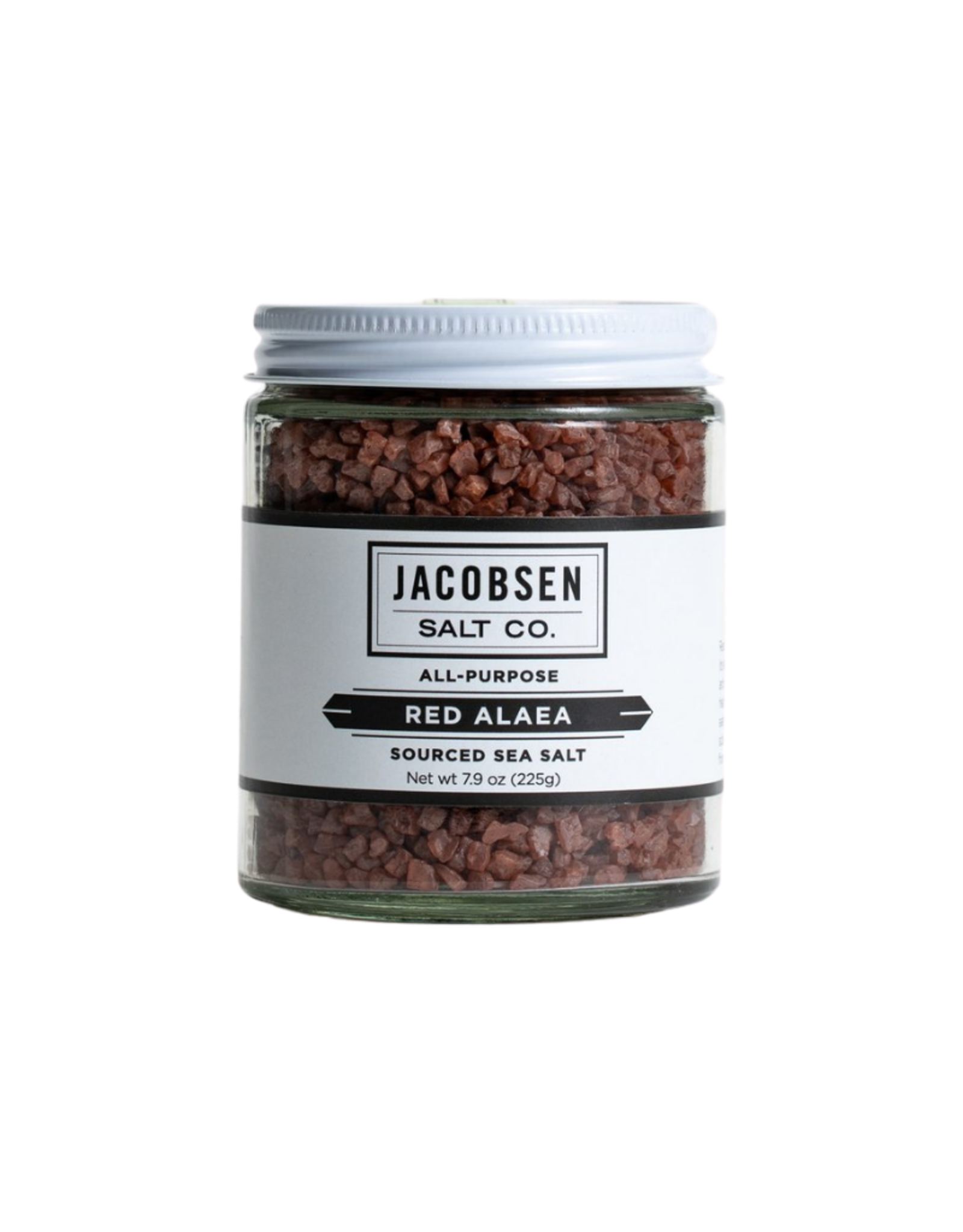 Jacobsen Salt Co. Red Alaea Sourced Sea Salt